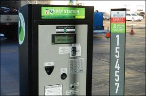 Mpls parking meter