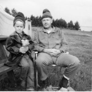 1965 Lake Superior Dad John